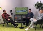 Video: Futbolbumbas: Ēriks Punculs par savu lomu komandā, Tolu un Valmieras faniem