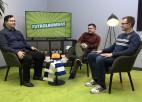 """Video: Futbolbumbas: Par """"nošaušanu"""" zelta spēlē un Baltijas labāko futbolistu"""