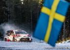 """""""Covid-19"""" dēļ tiek atcelts Zviedrijas WRC rallijs"""
