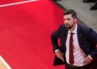 """Pēc izgāšanās Lietuvas kausā """"Rytas"""" atlaiž galveno treneri Donaldu Kairi"""