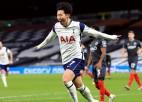''Tottenham'' līdz 2025. gadam pagarina līgumu ar uzbrucēju Hinminu Sonu