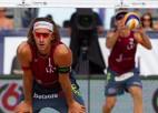 """Jaunā PK tūres sezona pludmales volejbola startēs Katarā - """"burbulī"""""""