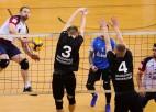 Daugavpils un Jelgavas volejbola klubi izstājas no Baltijas līgas