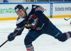 KHL nedēļas labākie - Samonovs, Čaikovskis, Beks