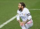 """Ramoss izlasē gūtās traumas dēļ izlaidīs vairākas svarīgas Madrides """"Real"""" spēles"""