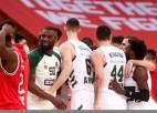 """Covid-19 uzliesmojums """"Panathinaikos"""" komandā - fiksēti jau septiņi pozitīvi gadījumi"""