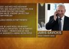 """Video: """"Tuvplānā"""": """"Dinamo"""" analīze, jautājumi Savickim un Jonass jaunās sezonas gaidās"""