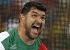 Olimpiskais čempions vesera mešanā pieķerts dopinga lietošanā un diskvalificēts