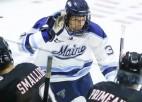 Tralmaks gūst savus otros vārtus, Mitens AHL debijā atzīts par trešo zvaigzni