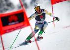 Pasaules čempioni norvēģi uzvar komandu sacensībās kalnu slēpošanā