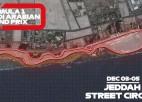 Saūda Arābija prezentē ātrāko ielu trasi F1 vēsturē