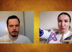 """Video: """"Sports tuvplānā"""": Grigorjevas ceļš uz OS, F1 sākums un futbola izlases noskaņas"""