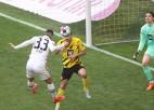 """Silva un """"Eintracht"""" aptur Holanna Dortmundes """"Borussia"""""""
