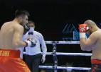 Zutis cieš pārliecinošu zaudējumu Uzbekistānā Ahmadalijeva-Ivasas cīņu šovā