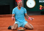 """""""French Open"""" pandēmijas dēļ sāksies vienu nedēļu vēlāk"""