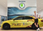 """Par Latvijas Riteņbraukšanas federācijas oficiālo auto partneri kļūst """"Green Motors"""""""