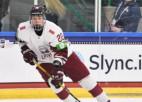 Zviedrijā spēlējošais Vilmanis iekļauts NHL drafta kandidātu sarakstā