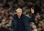 """Atgriešanās Itālijā: Morinju nākamajā sezonā vadīs """"Roma"""""""