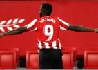 """Bilbao turpina gāzt grandus: uzvara izbraukumā pret """"Sevilla"""""""
