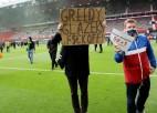"""Fanu protests novedis pie Mančestras """"United"""" smaga spēļu kalendāra"""