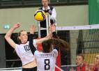 Latvijas dāmas Daugavpilī uzņems iepriekšējā Eiropas čempionāta dalībnieci Slovēniju