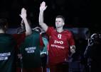 Lietuviešu aizsargs Kalnietis atzīts par Vienotās līgas vērtīgāko spēlētāju