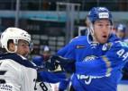 Kazahstānas izlases aizsargam otrā lielākā alga Kontinentālajā hokeja līgā