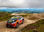 Tēva saslimšanas dēļ izjūk Solberga plāni aizvadīt posmu WRC klasē