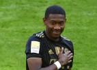 """Desmitkārtējais Vācijas čempions Alaba oficiāli kļuvis par """"Real Madrid"""" futbolistu"""