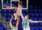 Šmita ''Barcelona'' dominē trešajā ceturtdaļā un iekļūst ACB pusfinālā