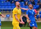 """Spasjonņikovs piešķir sarkano kartīti un divas """"pendeles"""", Ukraina grauj Kipru"""
