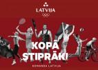 """LOK prezidents: """"Tokijas spēlēs Latviju varētu pārstāvēt līdz 34 sportistiem"""""""