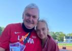 Trīssoļlēcēja Sopova Tallinā izcīna Eiropas U20 bronzu