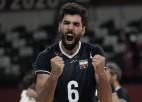 Pārsteigums Tokijā: Irānas volejbolisti rāda raksturu un pārspēj Poliju