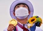 Ana iegūst savu trešo un Dienvidkorejas ceturto zelta medaļu loka šaušanā
