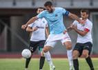 """Latvijas čempione piedzīvo fiasko pret bīstamāk uzbrukušo Maltas """"Hibernians"""""""