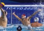 Tokijas olimpisko spēļu sacensības noslēdzas ar Serbijas triumfu ūdenspolo