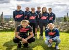 Latvijas jaunie slēpotāji aizvadījuši treniņnometni Norvēģijā kopā ar Klēbo