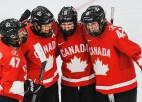 Kanāda PČ ievadā atspēlējas un izmanto milzu pārsvaru pret Somiju