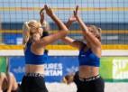 Mārupē tiks noskaidroti Latvijas čempioni pludmales volejbolā jauniešiem