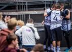 """""""Riga"""" 3x3 basketbolisti pēdējās sekundēs zaudē Rīgas """"Challenger"""" finālā"""