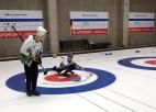 Divas Latvijas kērlinga komandas uzsāk sezonu turnīrā Tallinā