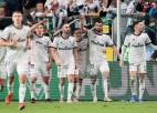 Eiropas līga: ''Legia'' pēc piecu gadu pārtraukuma atgriežas grupu turnīrā