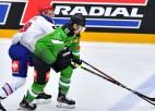 Bičevska komandai pirmais punkts, šveicieši Dānijā grauj ar 10:0, zviedri uzvar brīnumainā galotnē