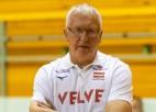 Volejbola izlases galvenā trenera Kēla tēzes pirms Eiropas čempionāta sākuma
