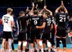 Mūsu nākamie pretinieki horvāti EČ sāk ar 0-3, Latvijas volejbolisti atkāpjas uz trešo vietu