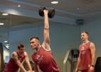 Video: Dienasgrāmata: Latvijas volejbolisti EČ priecīgi par skatītāju klātbūtni Tallinā