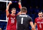 Latvija pēdējā spēlē Tallinā tiksies ar olimpisko čempioni Franciju