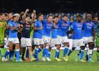 ''Juventus'' problēmas turpinās: izlaists pārsvars un zaudējums pret ''Napoli''