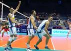 Video: Latvijas nākamajiem pretiniekiem divas epizodes EČ topā, uzvar igauņi